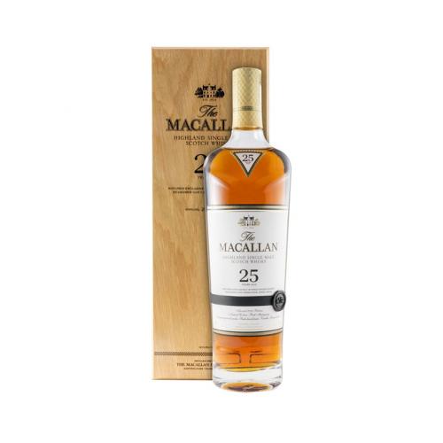 Macallan Sherry Oak 25 Years